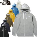 10%OFFセール ザ ノースフェイス THE NORTH FACE NT62130 REARVIEW FULLZIP HOODIE (メンズ) リアビュー フルジップ …