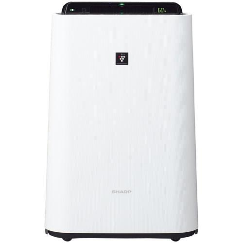シャープ SHARP【KC-G50-W】KCG50-W PM2.5対応 加湿空気清浄機(空清23畳まで/加湿14畳まで ホワイト系) 高濃度「プラズマクラスター7000」搭載 【KK9N0D18P】