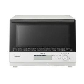 Panasonic パナソニック【NE-BS806-W】NEBS806-W スチームオーブンレンジ 30L ホワイト Bistro(ビストロ)【KK9N0D18P】