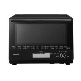 Panasonic パナソニック【NE-BS806-K】NEBS806-K スチーム オーブンレンジ 30L ブラック Bistro(ビストロ)【KK9N0D18P】