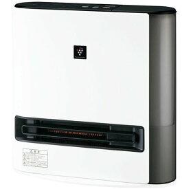 SHARP シャープ【HX-PK12-W】HXPK12-W 加湿機能付き セラミックファンヒーター(プレミアムホワイト) 【暖房器具】 「プラズマクラスター7000」搭載 【KK9N0D18P】
