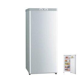 三菱電機 1ドア冷凍庫 右開き 121L 急速冷凍搭載 MF-U12D-S シャイニーシルバー