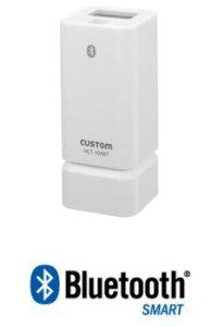 HLT-100BT カスタム 無線温湿度照度計「ログみ〜る(R)BT」記録した温度/湿度/照度データをスマートフォンで受信できるロガー(記録計)