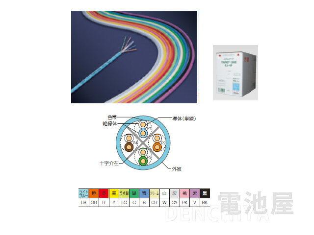 TSUNET-1000E AWG24-4P 通信興業 TSUKO 300m LANケーブル CAT6 UTP カテゴリー6 W<白:TSUNET1000EAWG244P-W> | パソコン インターネット オンライン ゲーム ネットワーク IPカメラ 延長