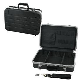 STC-430 ジェフコム(デンサン) ストロングツールケース ABS樹脂のキャリーケース 幅430×奥行130×高さ305mm