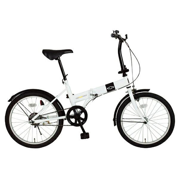 【PC限定 エントリーでポイント10倍!】MG-CV20R シボレー FDR20R ベーシックな折畳自転車20インチモデル<代引不可><メーカー直送品>