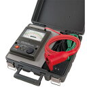KEW 3124A 共立電気計器 高圧絶縁抵抗計(定格測定電圧可変式) (ハードケース付)