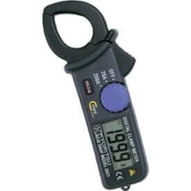 MODEL2031 共立電気計器キュースナップ 交流電流測定用クランプメータ【10月おすすめ】
