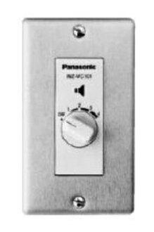 파나소닉(Panasonic) WZ-VC160/F볼륨 콘트롤러( 신금속 플레이트 첨부 타입)(0.5 W~60 W) 특가 판매중 전지가게