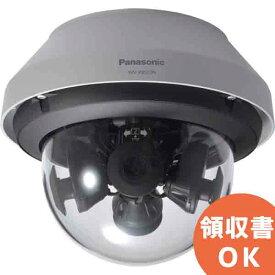 WV-X8570N パナソニック アイプロ 独立して方向調整可能なカメラユニットを4つ搭載!4K Ultra HD マルチセンサーカメラ
