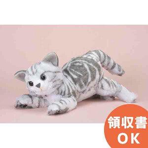 なでなでねこちゃんDX3 トレンドマスター 猫が飼いたくても飼えない方に!福祉製品としても人気! (アメショーちゃん)癒し玩具 おもちゃ ぬいぐるみ