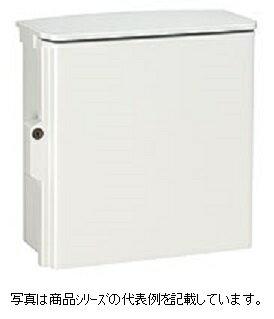 日東工業 キー付耐候プラボックス(屋根付)■型式:OPK16-353A■材質:AAS樹脂■色彩:Nホワイトグレー色(N8.5)
