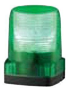 パトライト LEDフラッシュ表示灯定格電圧:DC12V 点滅回数:140回/分(トリプルフラッシュ)発光色:緑色 LFH-12S-G