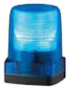 パトライト LEDフラッシュ表示灯定格電圧:DC24V 点滅回数:110回/分(トリプルフラッシュ)発光色:青色 LFH-24-B