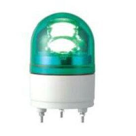 パトライト LED回転灯(ブザー付)■型式:RHEB-12UL-G■定格電圧:DC12V■色:G(緑)■電流:0.28A■突入電流:1.5A/100msec■閃光数:120回/分■質量:0.4kg