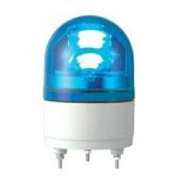 パトライト LED回転灯(ブザー付)■型式:RHEB-12UL-B■定格電圧:DC12V■色:B(青)■電流:0.28A■突入電流:1.5A/100msec■閃光数:120回/分■質量:0.4kg