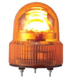 パトライト LED回転灯■型式:SKHEB-200-Y■定格電圧:AC200V■色:Y(黄)■電流:0.022A■閃光数:120回/分■質量:0.6kg■ブザー付回転灯
