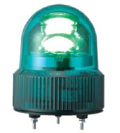 パトライト LED回転灯■型式:SKHEB-200-G■定格電圧:AC200V■色:G(緑)■電流:0.022A■閃光数:120回/分■質量:0.6kg■ブザー付回転灯