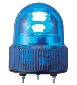 パトライト LED回転灯■型式:SKHEB-200-B■定格電圧:AC200V■色:B(青)■電流:0.022A■閃光数:120回/分■質量:0.6kg■ブザー付回転灯