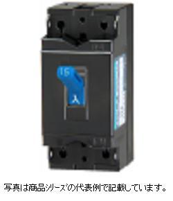 テンパール工業 安全ブレーカ極数:2P 素子数:1E フレーム:30AF定格使用電圧:AC100V 定格電流:15ABCT-1H 15A