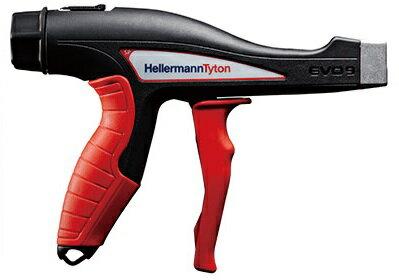 ヘラマンタイトン 結束工具EVO9SPハーネス作業の疲労軽減が可能インシュロックタイ幅:2.8〜12.5mmに対応