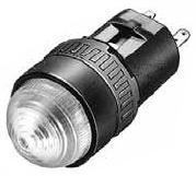 IDEC LED式小形表示灯■型式:AP6M266※■定格使用電圧:DC6V■照光色:※項目欄より色を選定下さい。■形状:丸突形■発注単位:1個単位