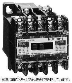 春日电动磁接触检测器 MUF 10-5 241 (不含外壳) 线圈电压︰ AC200V