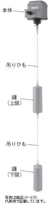 春日電機 ニッスイ液面リレー用本体TBLF3BH