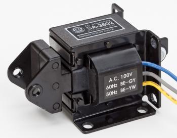 国際電業 ACソレノイド両用形(PUSH-PULL) AC200VSA-3602 200V