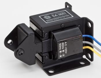国際電業 ACソレノイド引張形(PULL) AC100VSA-3601 100V