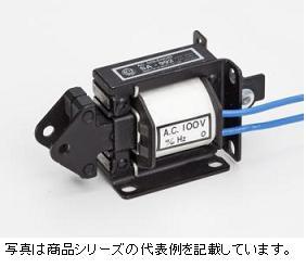 国際電業 ACソレノイド両用形(PUSH-PULL) AC200VSA-992 200V