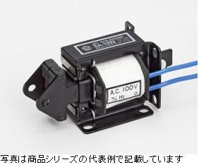 国際電業 ACソレノイド両用形(PUSH-PULL) AC100VSA-1092 100V