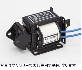 国際電業 ACソレノイド両用形(PUSH-PULL) AC100VSA-1192 100V