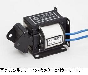 国際電業 ACソレノイド引張形(PULL) AC200VSA-1191 200V