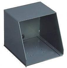 国際電業 フットスイッチ用保護カバー■型式:SCH-S■耐荷重値:19.6kN(静荷重)■質量:1.6kg■材質:SPCC(鋼板)■適合機種:SFVA-1、SFK-1、SFKF-1、SFKB-1、SFU-1、SFP-1