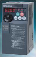 三菱電機インバータ【FR-E720-0.4K】FREQROL-E700シリーズ 3相200V 0.4KW