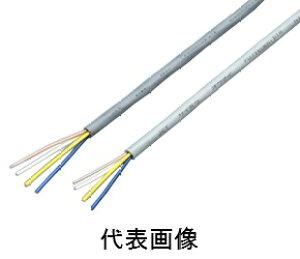伸興電線 EM-AE 0.9mm×3対 警報用ポリエチレン絶縁耐燃性 ポリエチレンシースケーブル 一般用 色 黒 切売 10m以上1m単位