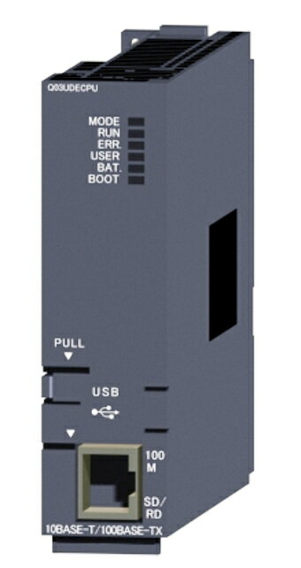 三菱電機C03UDECPU汎用シーケンサMELSEC-QシリーズユニバーサルモデルQCPUEthernet内蔵タイプ