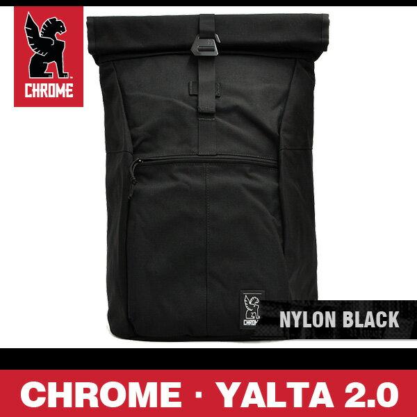 クローム バッグ ヤルタ 2.0 ナイロン ブラック CHROME YALTA 2.0 NYLON BLACK BG-194 BK NA NA