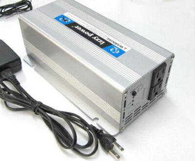 周波数変換器100-240Vac 50/60Hz→120Vac-60Hz-30W
