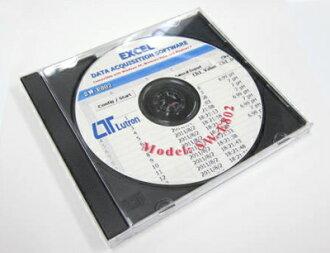Excel 데이터 검색 소프트웨어 (Lutron 회사) SW-E802