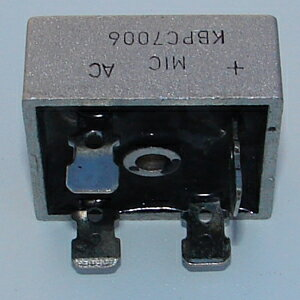 70A/600Vブリッジダイオード KBPC7006