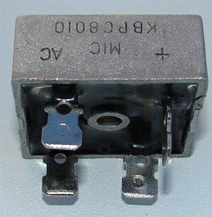 80A/1000Vブリッジダイオード KBPC8010