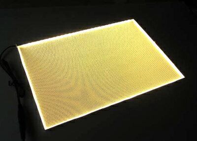 ディマーコントローラ付LEDバックライトパネルA4-2800K
