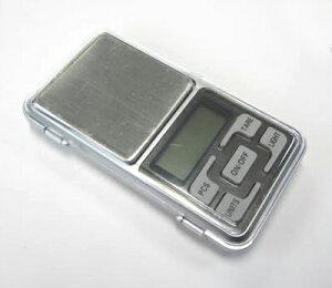 ポケットサイズデジタル秤500g/0.1g(MH-500)