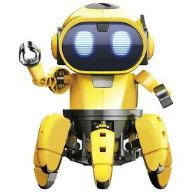 工作ロボット(Tobbie6足ロボット)