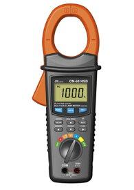 micro SDカード-リアルタイムデータロッガ DCA/ACAクランプメーター CM-6010SD