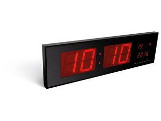 大型 LED 显示墙上的钟 WC235RLN