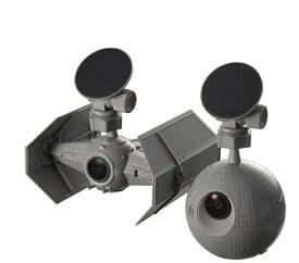 スター・ウォーズのドライブレコーダー前後2カメラSW-MS01高度なCAD技術を駆使してスターウォーズの世界観をリアルに再現したオリジナル前後2カメラドライブレコーダー