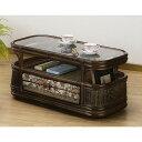 今枝商店 Romantic Rattan テーブル T995B
